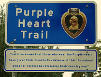 Purple Heart Trail
