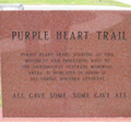 Purple Heart Trail Florida